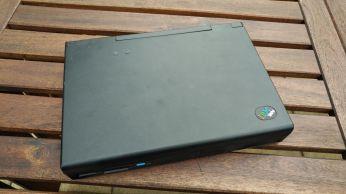 IBM ThinkPad 340CSE pohled4