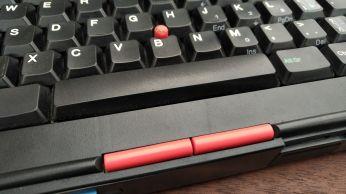 IBM ThinkPad 340CSE trackpoint