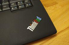 Lenovo ThinkPad 25 logo detail