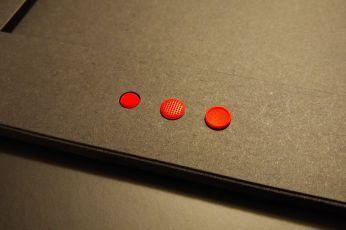Lenovo ThinkPad 25 trackpoint caps