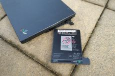 IBM ThinkPad A21e Ultrabay 2000 2