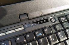IBM ThinkPad A21e indicators