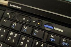 Ovládání mikrofonu na ThinkPadu