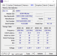 E580 - cpuz RAM