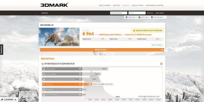 E580 - 3DMARK 2