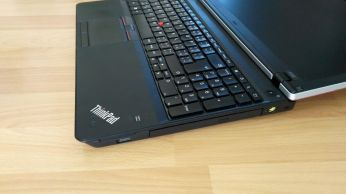 Výborná klávesnice ThinkPad mi bude chybět