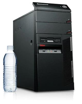 Recyklované materiály a produkty Lenovo.