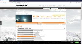 3DMark Benchmark.