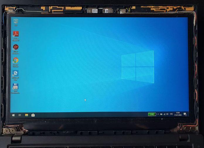 X240 DisplaySwap BezRamecku