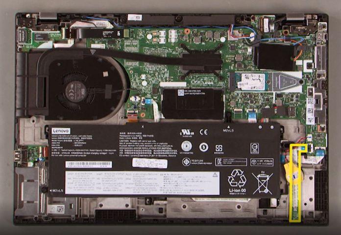 Hallův senzor v T590