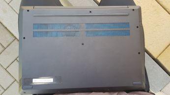 Spodní strana zařízení L340 Gaming