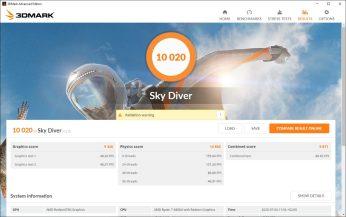 SkyDiver YogaSlim7