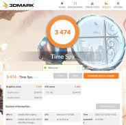 ThinkPadX1ext3 3DmarkTime