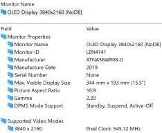 ThinkPadX1ext3 LCD