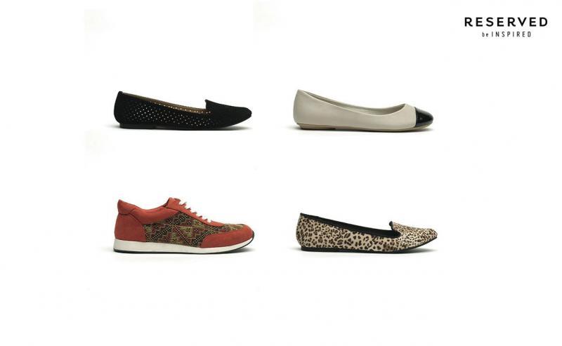 bb75093f1dad Kvalita je základ novej kolekcie obuvi RESERVED jar leto 2014 - Magazín len  pre ženy