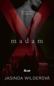 kniha Madam X