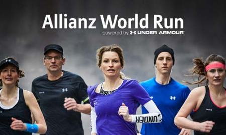 Allianz World Run 2017 v číslach: