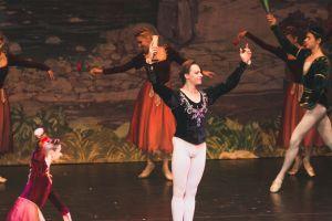 Začiatok turné baletu Labutie jazero v Piešťanoch