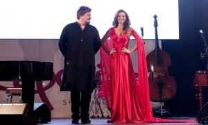 Boris Hanečka vzdáva novými šatami hold Prešovu