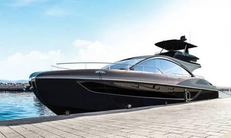 Lexus jachta
