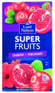 Lord Nelson Super Fruits Cranberry & Pomegranate