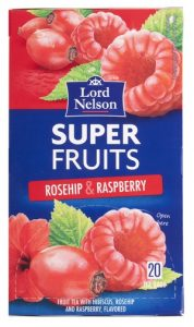 Lord Nelson Super Fruit Rosehip & Raspberry