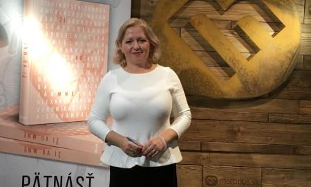 Silvia Bystričanová: rozhovor