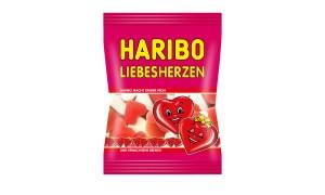 Želatínové srdiečka HARIBO Liebesherzen