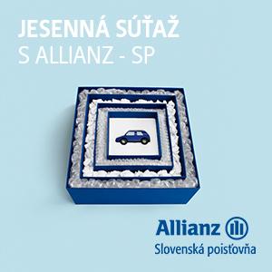 Jesenná súťaž s Allianz SP
