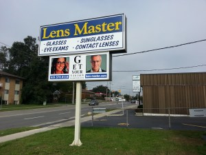 Lens Master Optical Store in Kitchener