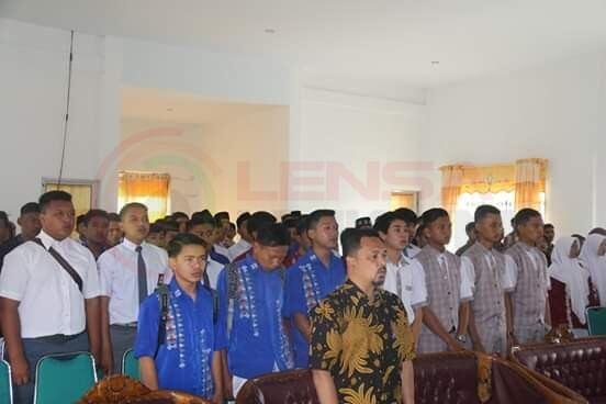 LensaHukum.co.id - IMG 20191002 WA0089 - Kesbangpol Sosialisasi Tentang Bahaya Narkoba Bagi Pelajar Se- Kabupaten Bener Meriah