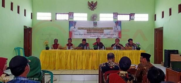 LensaHukum.co.id - IMG 20191121 WA0064 1 - Musyawarah Rrncana Pembangunan Desa Muktiwari Tahun Anggaran 2021