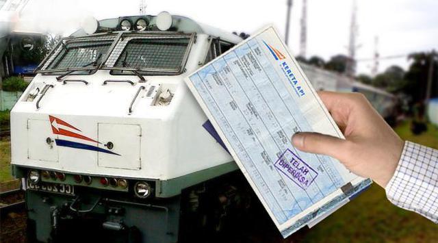 Tiket Kereta Api PT KAI