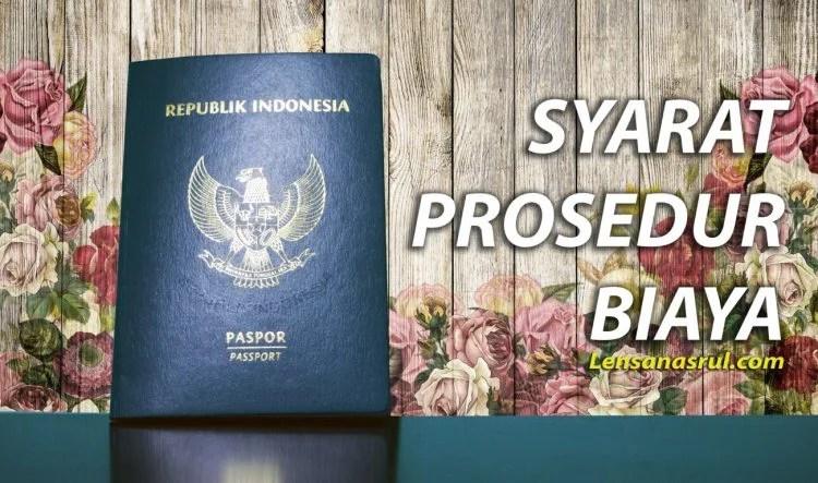 Paspor baru Indonesia