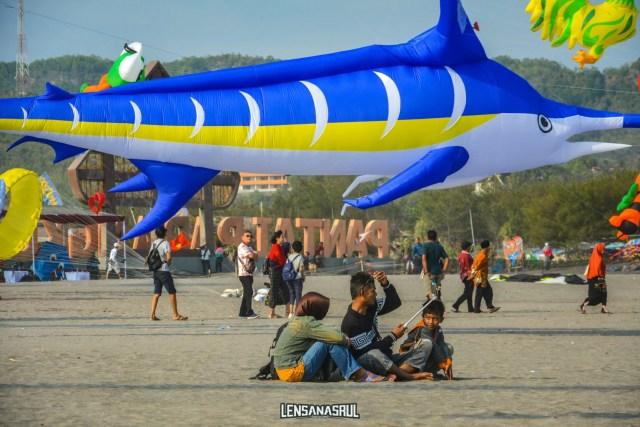 Festival layang layang 2019, Kite Festival