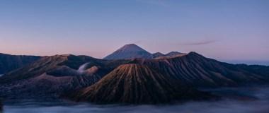 Sunrise taman nasional bromo tengger semeru
