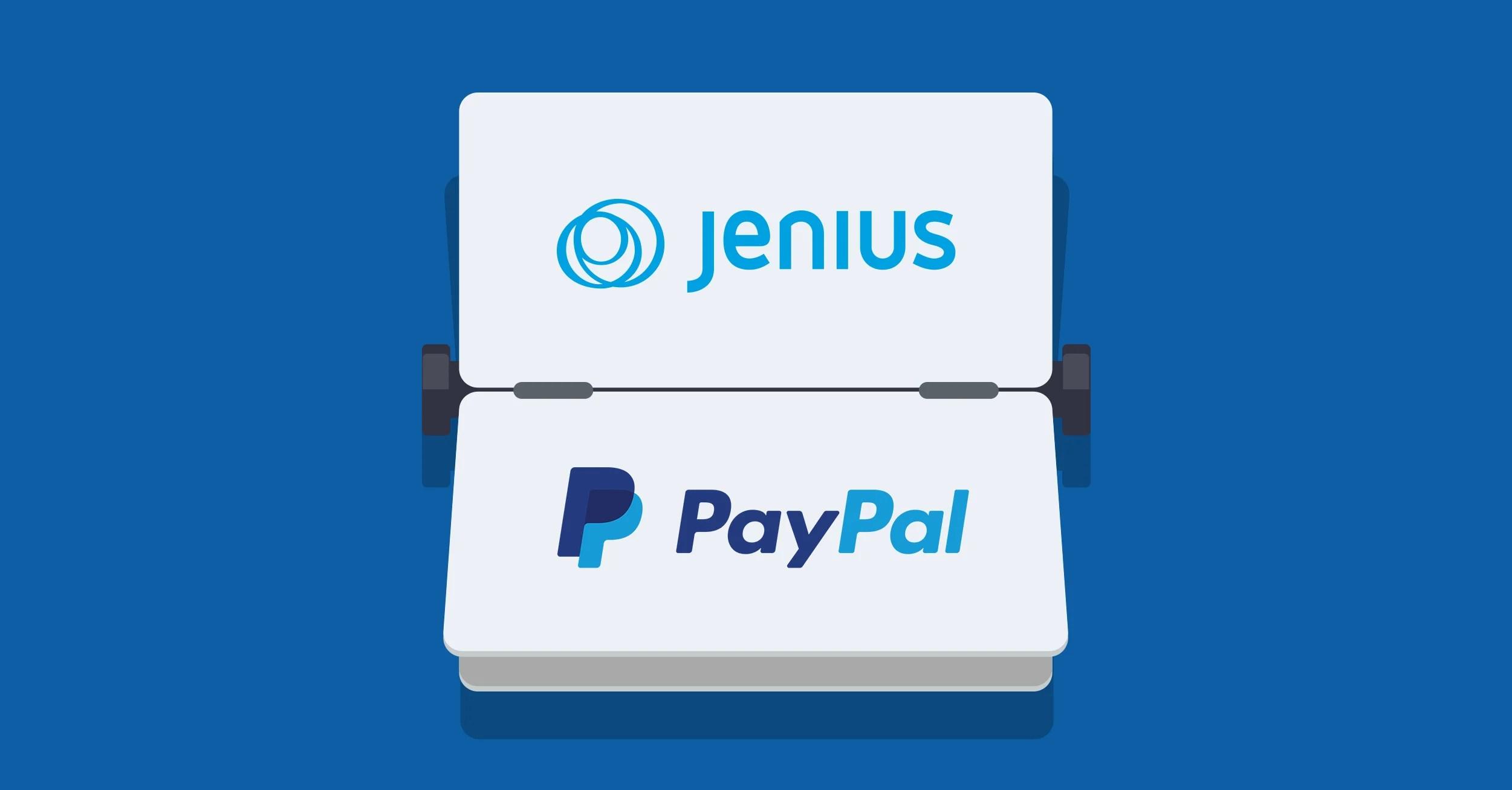 PayPal dan jenius