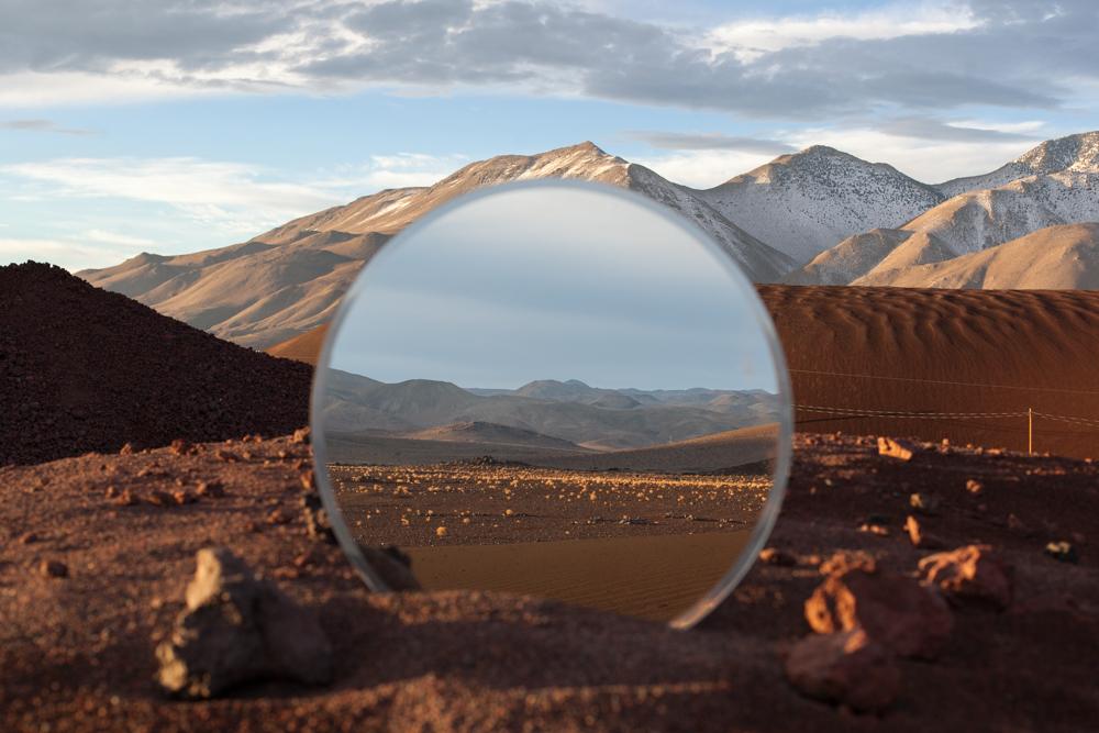 Paesaggio In Prospettiva