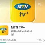 mtn tv app