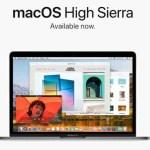 New macOS Sierra