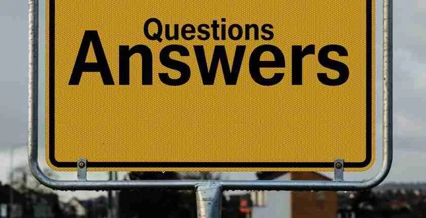 Forum Questions and Answers