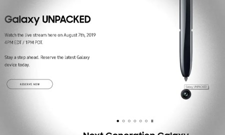 Galaxy Note 10 Unpacked How To Watch The Event In Zambia
