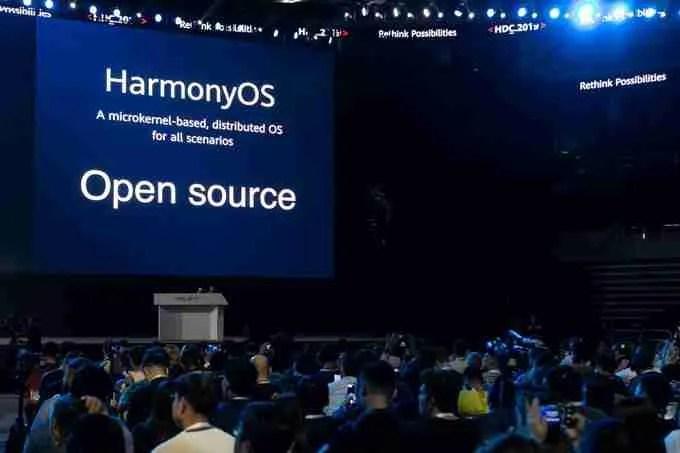 Huawei Launches HarmonyOS