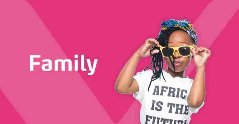 DStv Zambia has 6 packages that start with Family, Compact/plus and Premium and the add-on services Access Fee