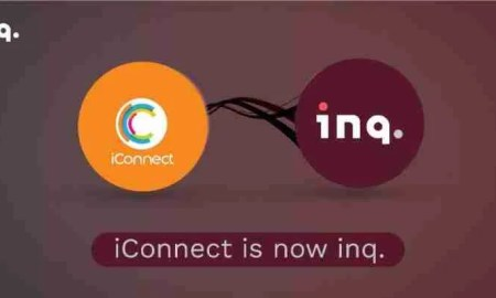 PAlso know as AFriconnect iConnect is now Inq.