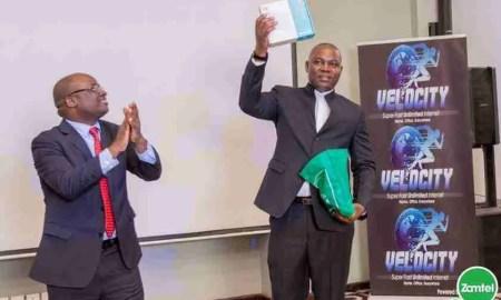 Zamtel velocity 3mbps will now cost 450 Kwacha