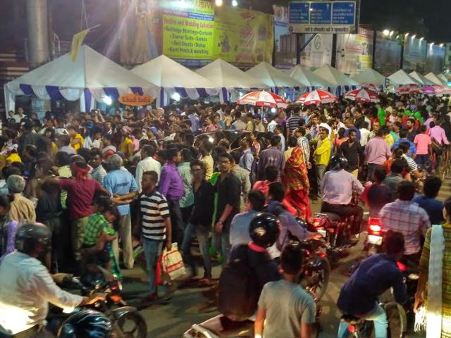 khadi night bazar