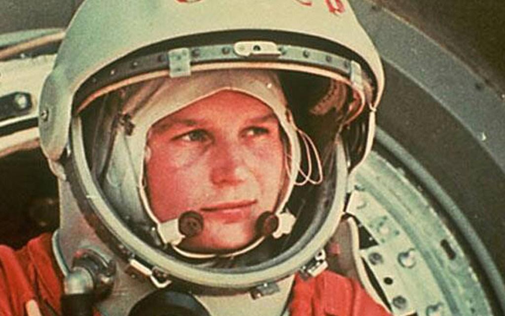 Lieutenant valentina tereshkova