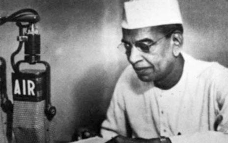 in history today :: birth of national poet mathilisharan gupt in chirgaon of jhasi, uttar pradesh