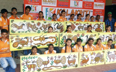 Four days sohrai painting workshop concluded